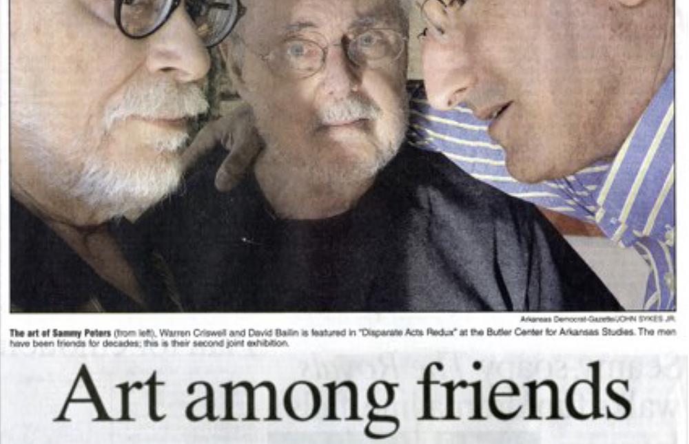 Art Among Friends Banner