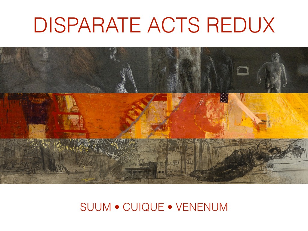 Disparate Acts Redux Lunch Presentation
